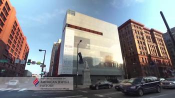 Smithsonian National Museum of American Jewish History TV Spot, 'Step Back' - Thumbnail 8