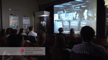 Smithsonian National Museum of American Jewish History TV Spot, 'Step Back' - Thumbnail 5