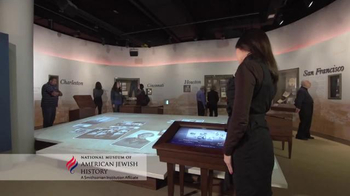 Smithsonian National Museum of American Jewish History TV Spot, 'Step Back' - Thumbnail 6