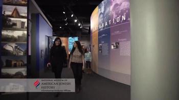 Smithsonian National Museum of American Jewish History TV Spot, 'Step Back' - Thumbnail 7