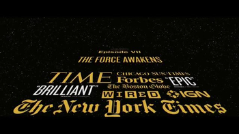 Star Wars: Episode VII - The Force Awakens - Alternate Trailer 26