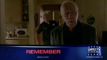 DIRECTV Cinema TV Spot, 'Remember'