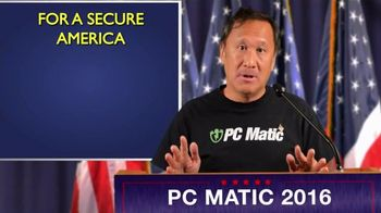 PCMatic.com TV Spot, 'Secure America 2016' - 27 commercial airings