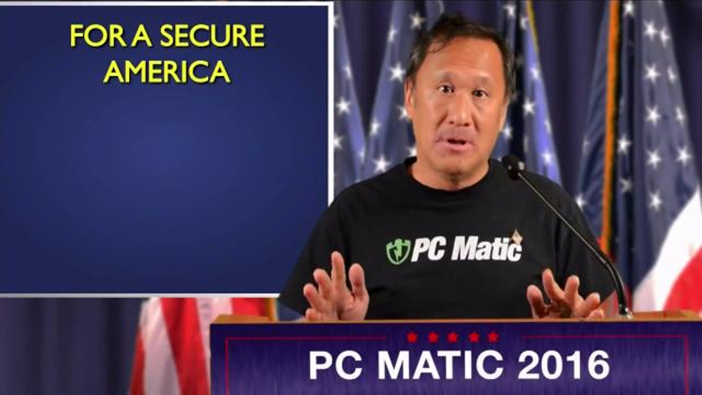 PCMatic.com TV Commercial, 'Secure America 2016'