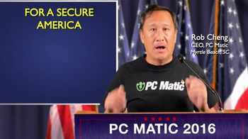 PCMatic.com TV Spot, 'Secure America 2016' - Thumbnail 1