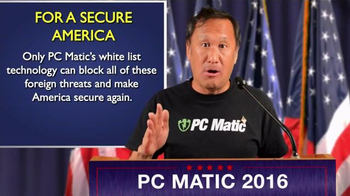 PCMatic.com TV Spot, 'Secure America 2016' - Thumbnail 5