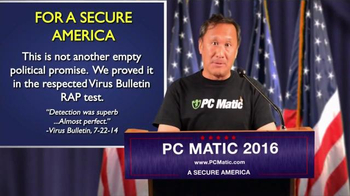 PCMatic.com TV Spot, 'Secure America 2016' - Thumbnail 6