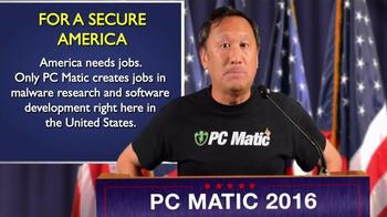 PCMatic.com TV Spot, 'Secure America 2016' - Thumbnail 7