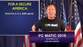 PCMatic.com TV Spot, 'Secure America 2016' - Thumbnail 8