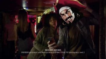 Captain Morgan Original Spiced Rum TV Spot, 'Go Full Captain' - Thumbnail 2