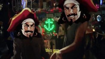 Captain Morgan Original Spiced Rum TV Spot, 'Go Full Captain' - Thumbnail 5