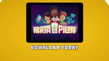 Porta-Pilots: Plunging Through Time TV Spot, 'New Game From Planet H'