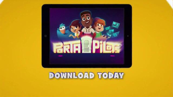 Porta-Pilots: Plunging Through Time TV Spot, 'New Game From Planet H' - 31 commercial airings