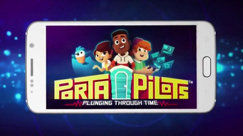 Porta-Pilots: Plunging Through Time TV Spot, 'New Game From Planet H' - Thumbnail 2