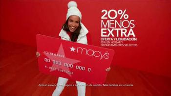 Macy's TV Spot, 'Toda la Tienda' [Spanish] - Thumbnail 6