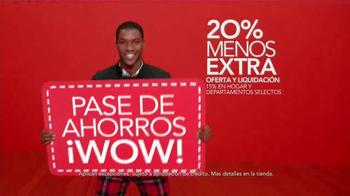 Macy's TV Spot, 'Toda la Tienda' [Spanish] - Thumbnail 7