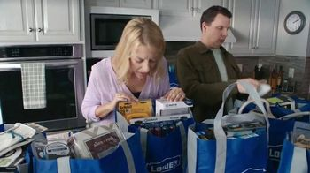 Lowe's TV Spot, 'How to Be Good at Math: Totes'