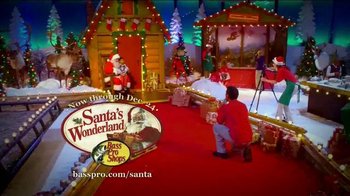 Bass Pro Shops Christmas Sale TV Spot, 'Hoodies and Jeans' - Thumbnail 9