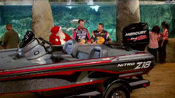 Bass Pro Shops Christmas Sale TV Spot, 'Hoodies and Jeans' - Thumbnail 2