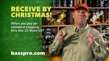 Bass Pro Shops Christmas Sale TV Spot, 'Hoodies and Jeans' - Thumbnail 8