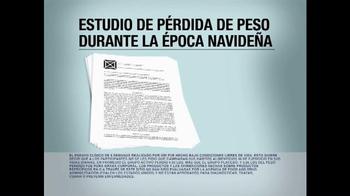 Lipozene TV Spot, 'No subir de peso durante las fiestas Navideña' [Spanish] - Thumbnail 2