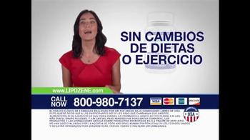 Lipozene TV Spot, 'No subir de peso durante las fiestas Navideña' [Spanish] - Thumbnail 5