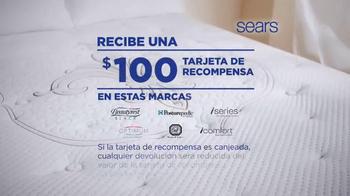 Sears Liquidación de Fin de Año de Colchones TV Spot, 'Las mejores marcas' - Thumbnail 5