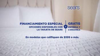 Sears Liquidación de Fin de Año de Colchones TV Spot, 'Las mejores marcas' - Thumbnail 6