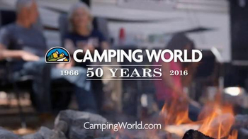 Camping World TV Spot, 'By Your Side for 50 Years' - Thumbnail 8