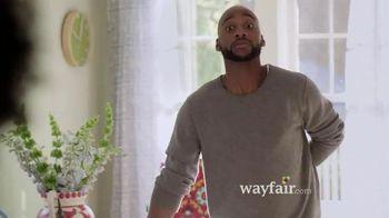 Wayfair TV Spot, 'Covered' - 9766 commercial airings