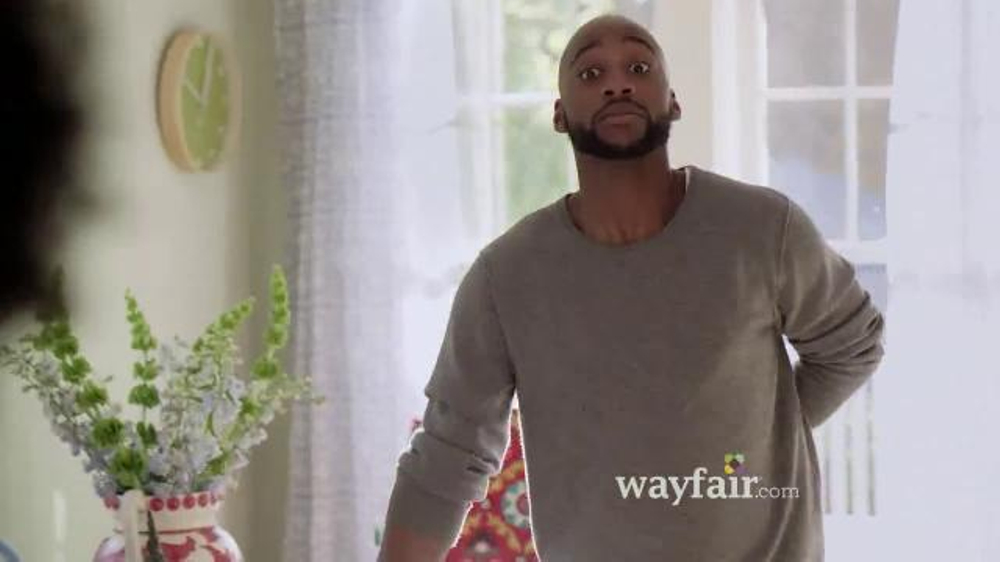 Wayfair TV Commercial, 'Covered'