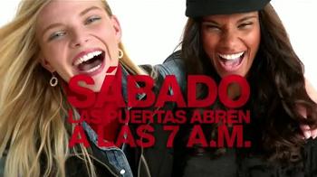 Macy's La Venta de Un Día TV Spot, 'Sábado de ahorros' [Spanish] - Thumbnail 3