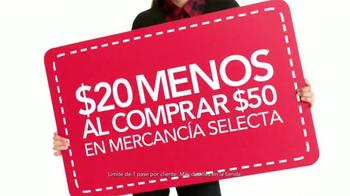 Macy's La Venta de Un Día TV Spot, 'Sábado de ahorros' [Spanish] - Thumbnail 5