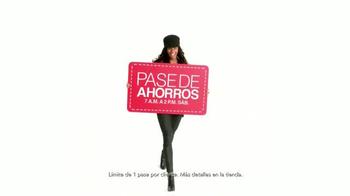Macy's La Venta de Un Día TV Spot, 'Sábado de ahorros' [Spanish] - Thumbnail 6