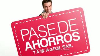 Macy's La Venta de Un Día TV Spot, 'Sábado de ahorros' [Spanish] - Thumbnail 7