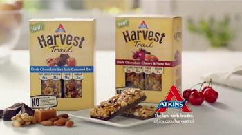 Atkins Harvest Trail TV Spot, 'Nuts & Fruits' - Thumbnail 8