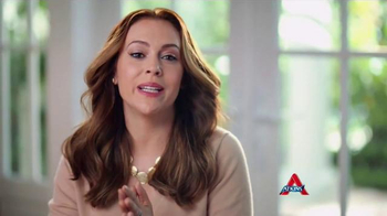 Atkins TV Spot, 'Happy Weight' Featuring Alyssa Milano