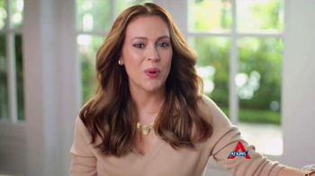 Atkins TV Spot, 'Happy Weight' Featuring Alyssa Milano - Thumbnail 5