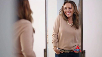 Atkins TV Spot, 'Happy Weight' Featuring Alyssa Milano - Thumbnail 6