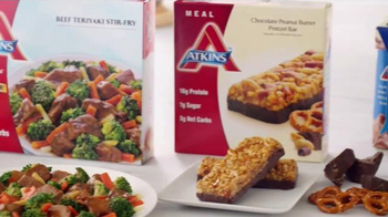 Atkins TV Spot, 'Happy Weight' Featuring Alyssa Milano - Thumbnail 8