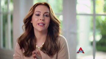 Atkins TV Spot, 'Happy Weight' Featuring Alyssa Milano