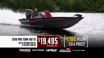 Bass Pro Shops After Christmas Clearance Sale TV Spot, 'Boats' - 272 commercial airings