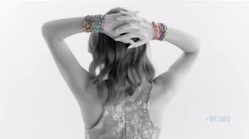 ME to WE Rafiki Bracelets TV Spot, 'Wear Your Passion' Feat. Nina Dobrev - Thumbnail 1