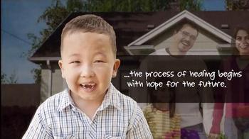 Olive Crest TV Spot, 'Strong Families, Safe Kids' - Thumbnail 6