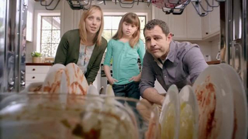 Cascade Platinum TV Spot, 'A Lot of Dishes' - 4529 commercial airings