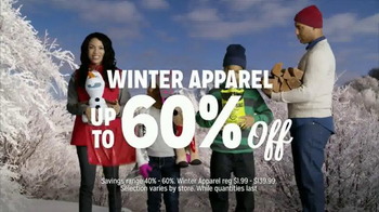 Kmart TV Spot, 'Winter Apparel' Song by The Flaming Lips - Thumbnail 4