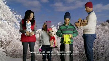 Kmart TV Spot, 'Winter Apparel' Song by The Flaming Lips - Thumbnail 5