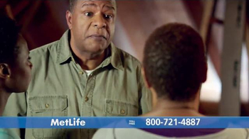 MetLife Guaranteed Acceptance Whole Life Insurance TV Spot, 'Attic' - 1050 commercial airings