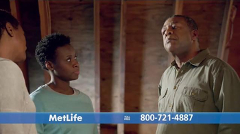 MetLife Guaranteed Acceptance Whole Life Insurance TV Spot, 'Attic' - Thumbnail 4