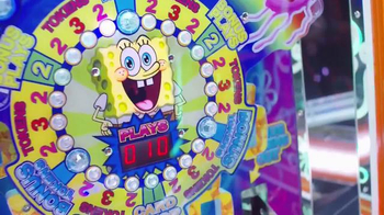 Dave and Buster's TV Spot, 'Nickelodeon: SpongeBob SquarePants'